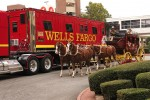 Wells Fargo trailer