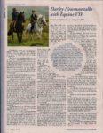 Meet Darley Newman from Equitrekking – PBS  Equestrian Travel Series