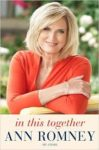 Ann Romney's Book – In This Together