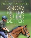 Know Better To Do Better Book